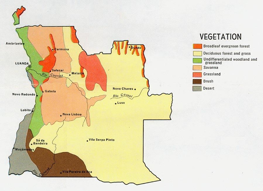 FileAngola vegetation Map 1970jpg The Work of Gods Children