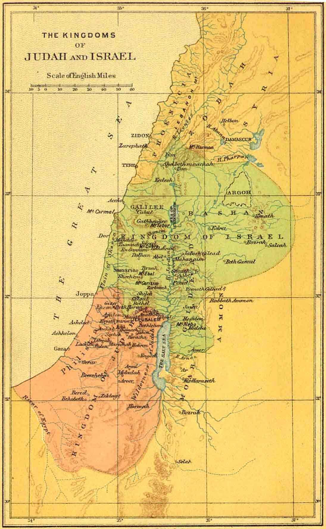 FileKingdoms of Judah and Israeljpg  The Work of Gods Children