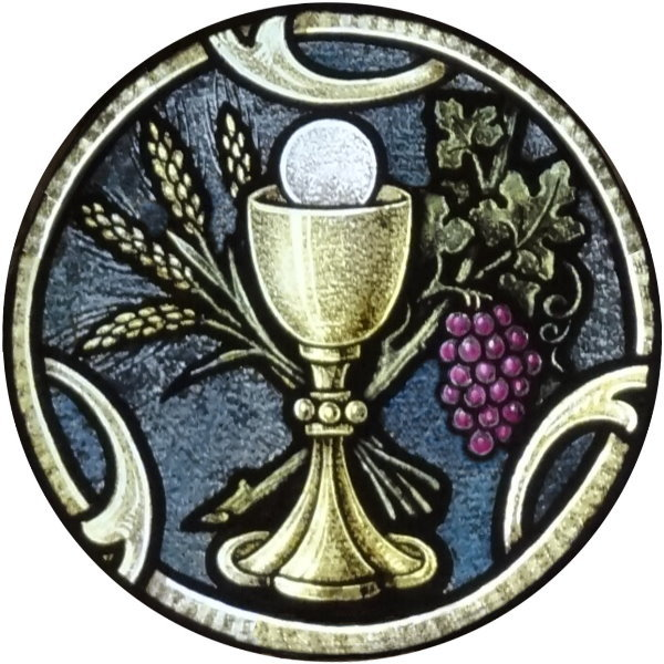 File:Chalice Host wheat and grapes.jpg - The Work of God's ...