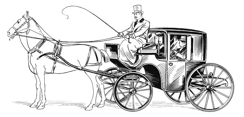 Filehorse drawn brougham carriage 002g the work of gods filehorse drawn brougham carriage 002g ccuart Choice Image