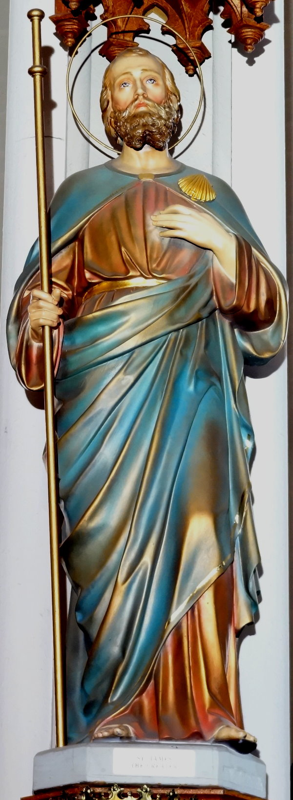 file saint james the greater statue jpg
