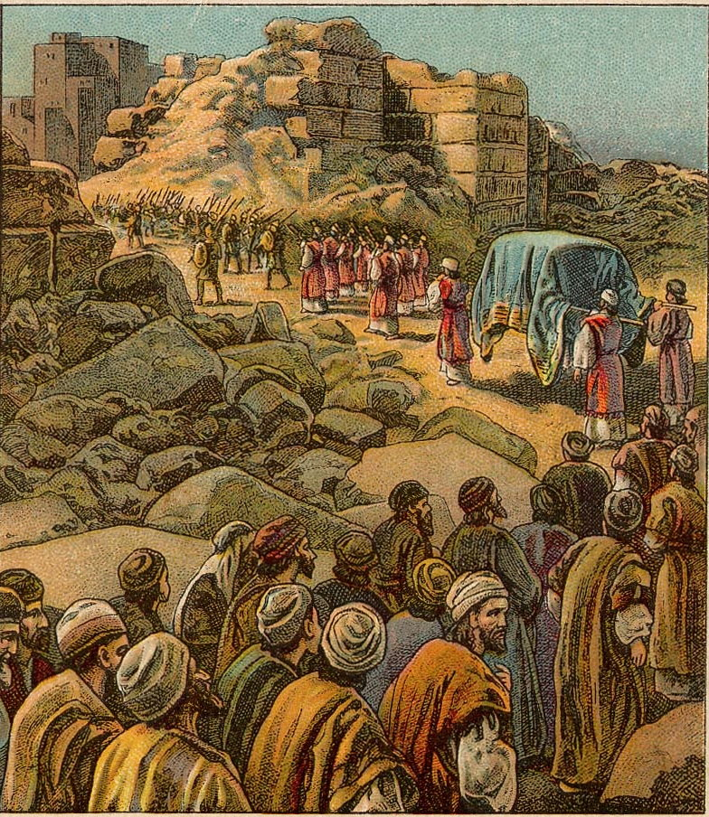 File Capture Of Jericho Joshua 6 8 20a Jpg The Work Of