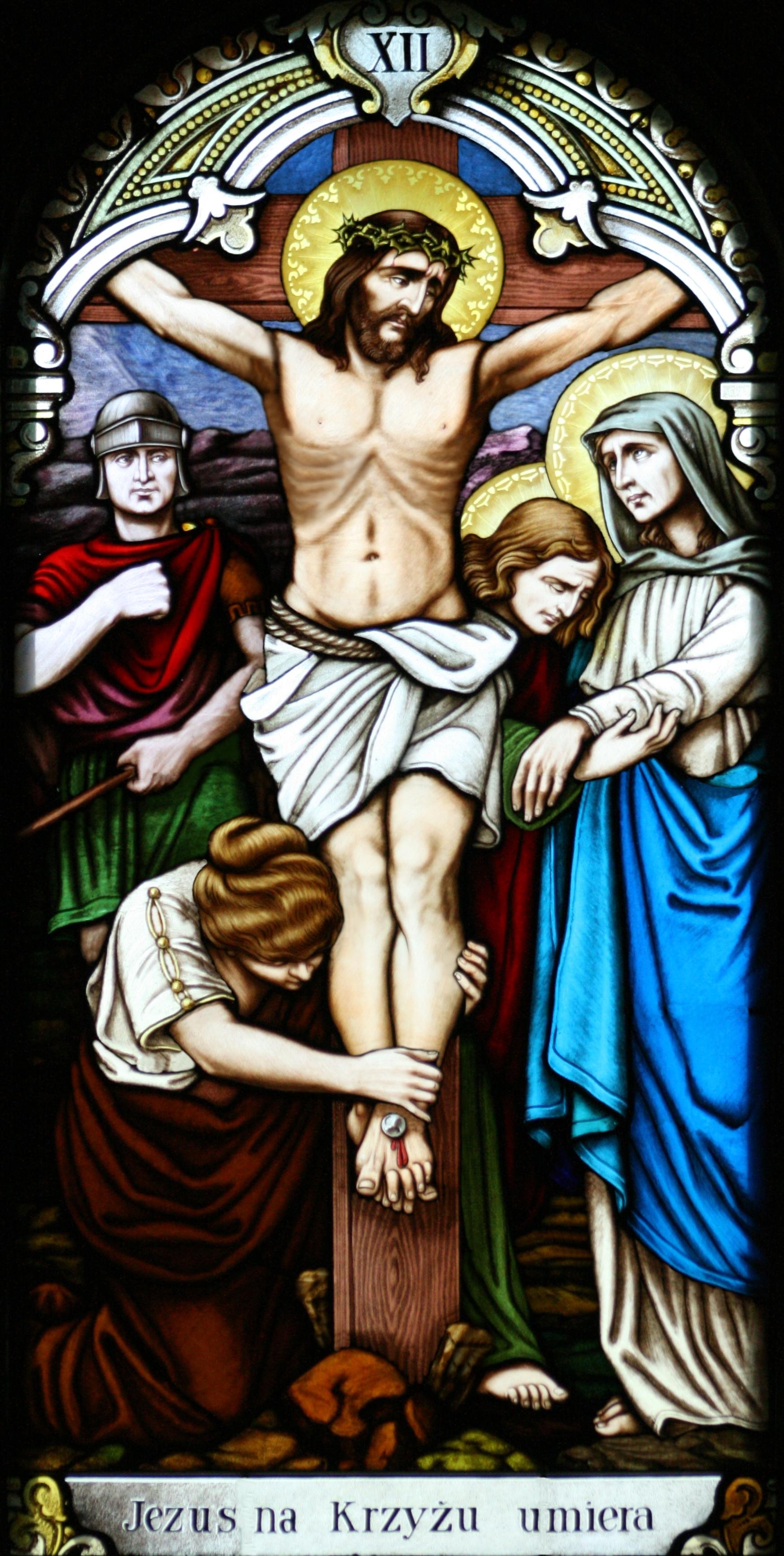 file station 12 - jesus dies on the cross jpg