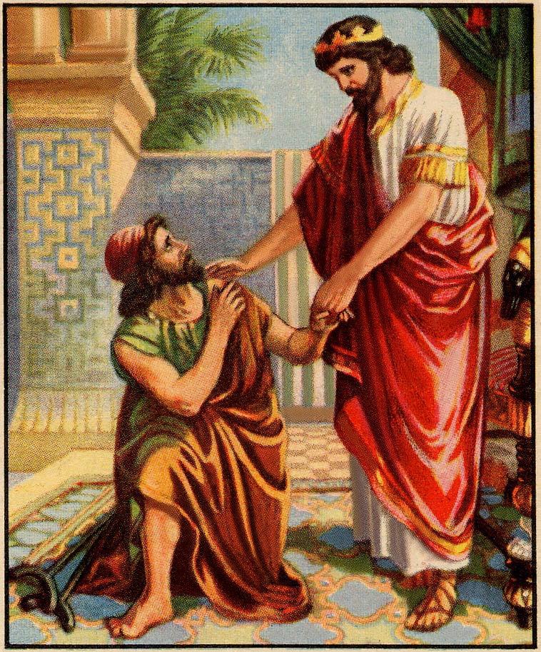 FileDavid And Mephibosheth