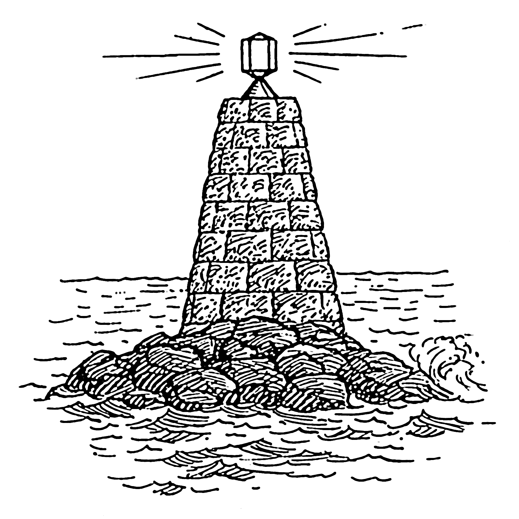 filebeacon on a lighthouse 001png the work of gods