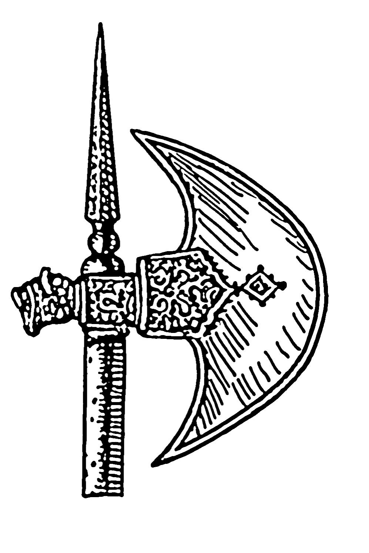 Battle Axe Drawing File:battle Axe Blade 001.png