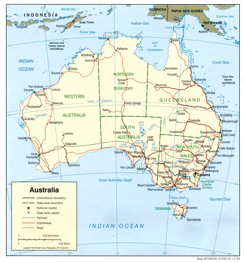 FileAustralia Political Map Jpg The Work Of Gods Children - Australia political map