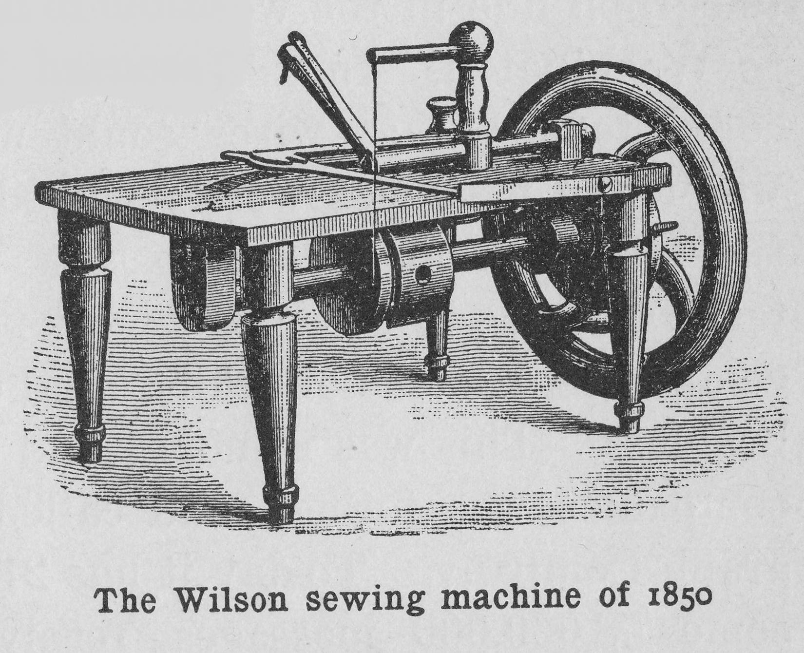 wilson machine works