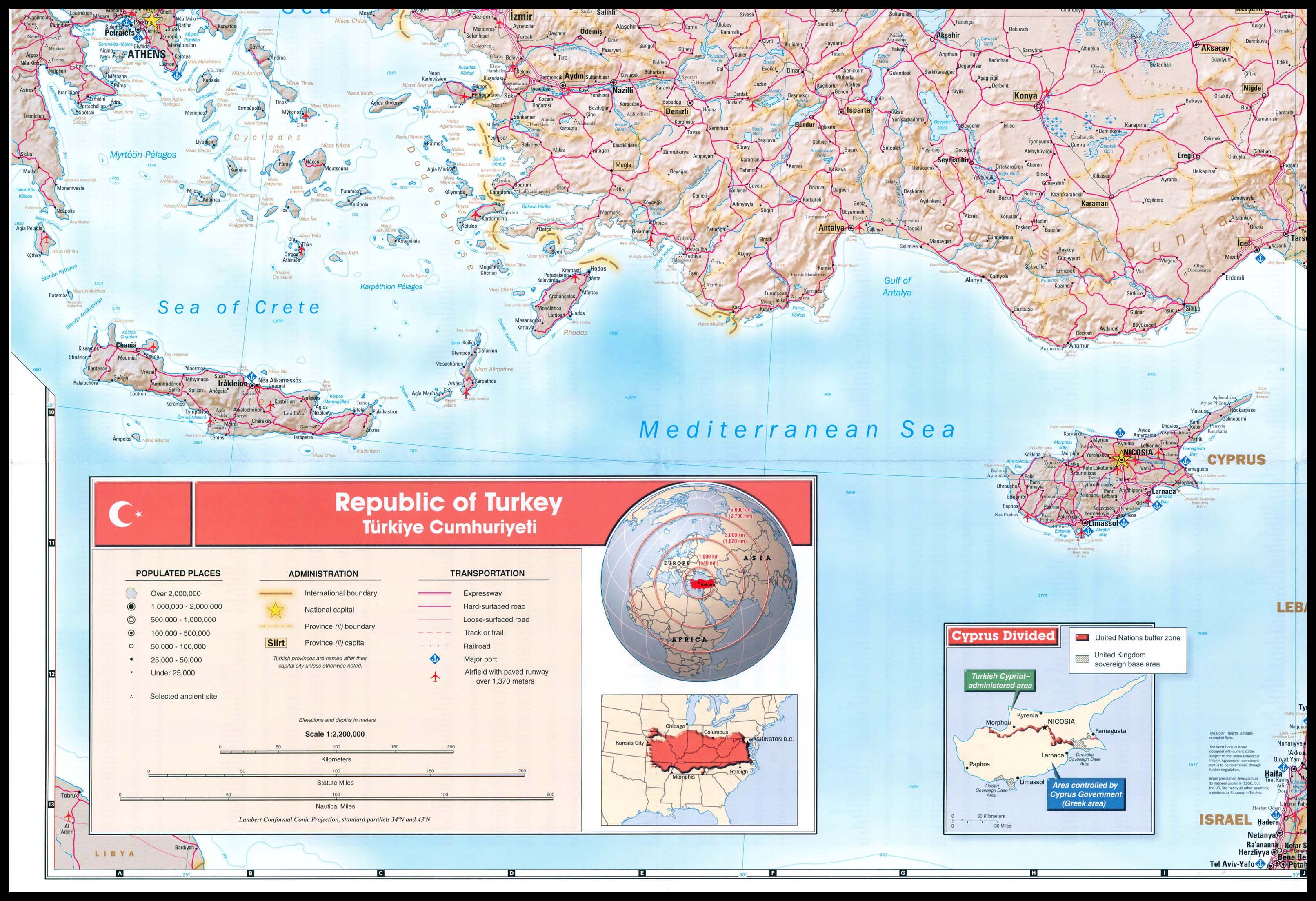 Fileturkey southwest map 2002g the work of gods children fileturkey southwest map 2002g gumiabroncs Image collections