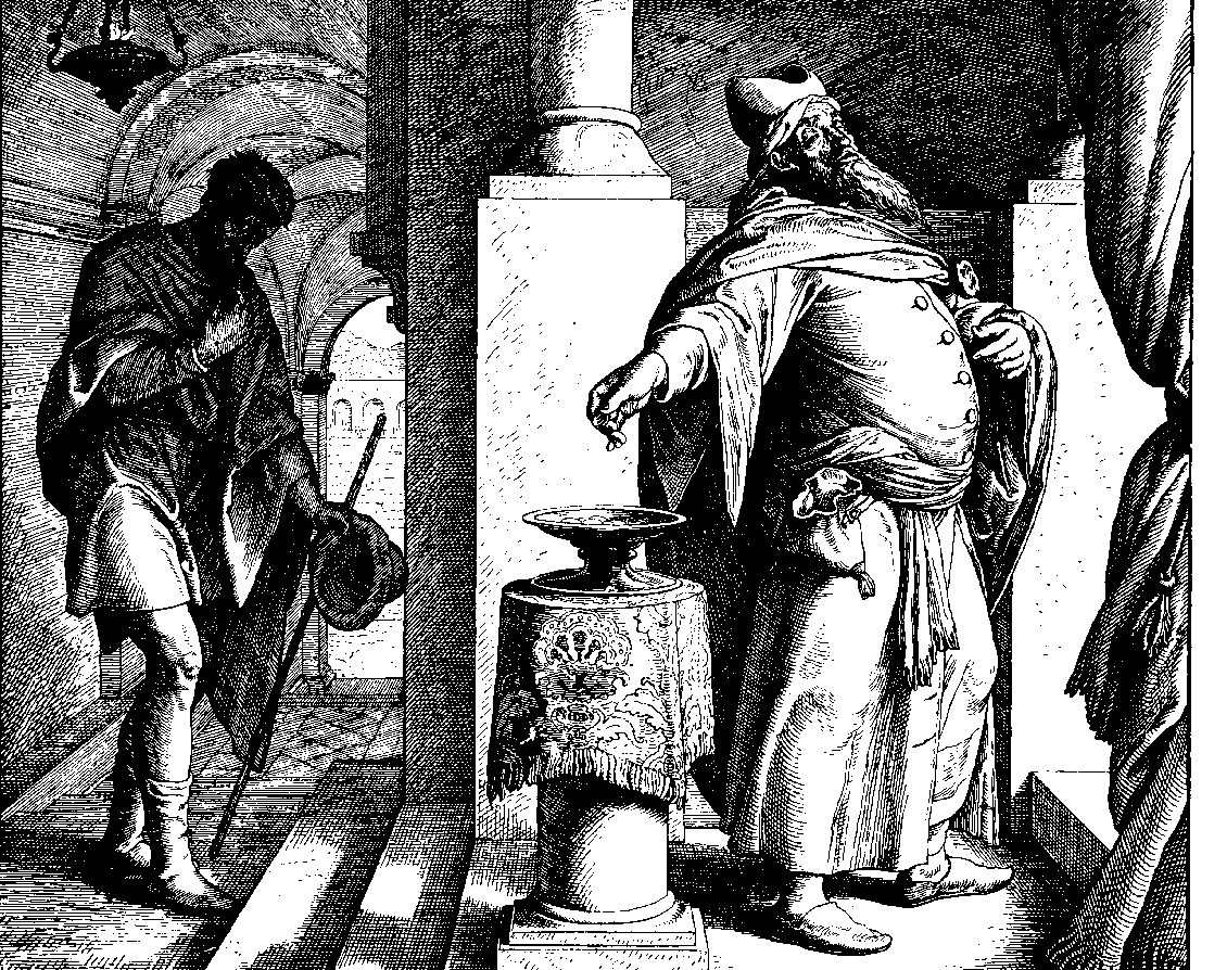 filepharisee and the tax collector schnorr von