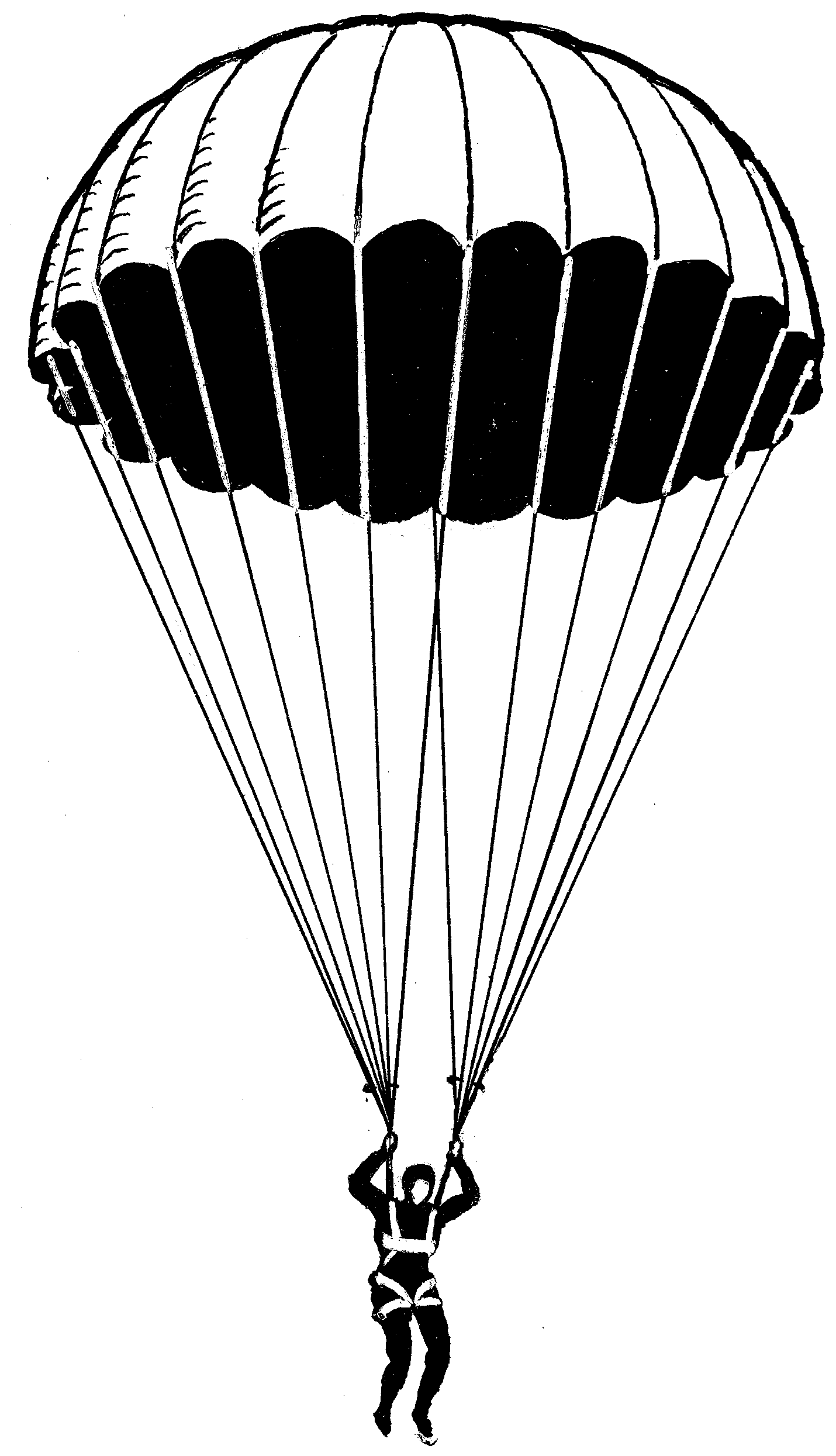 File parachute psf png the work of god 39 s children - Dessin parachutiste ...