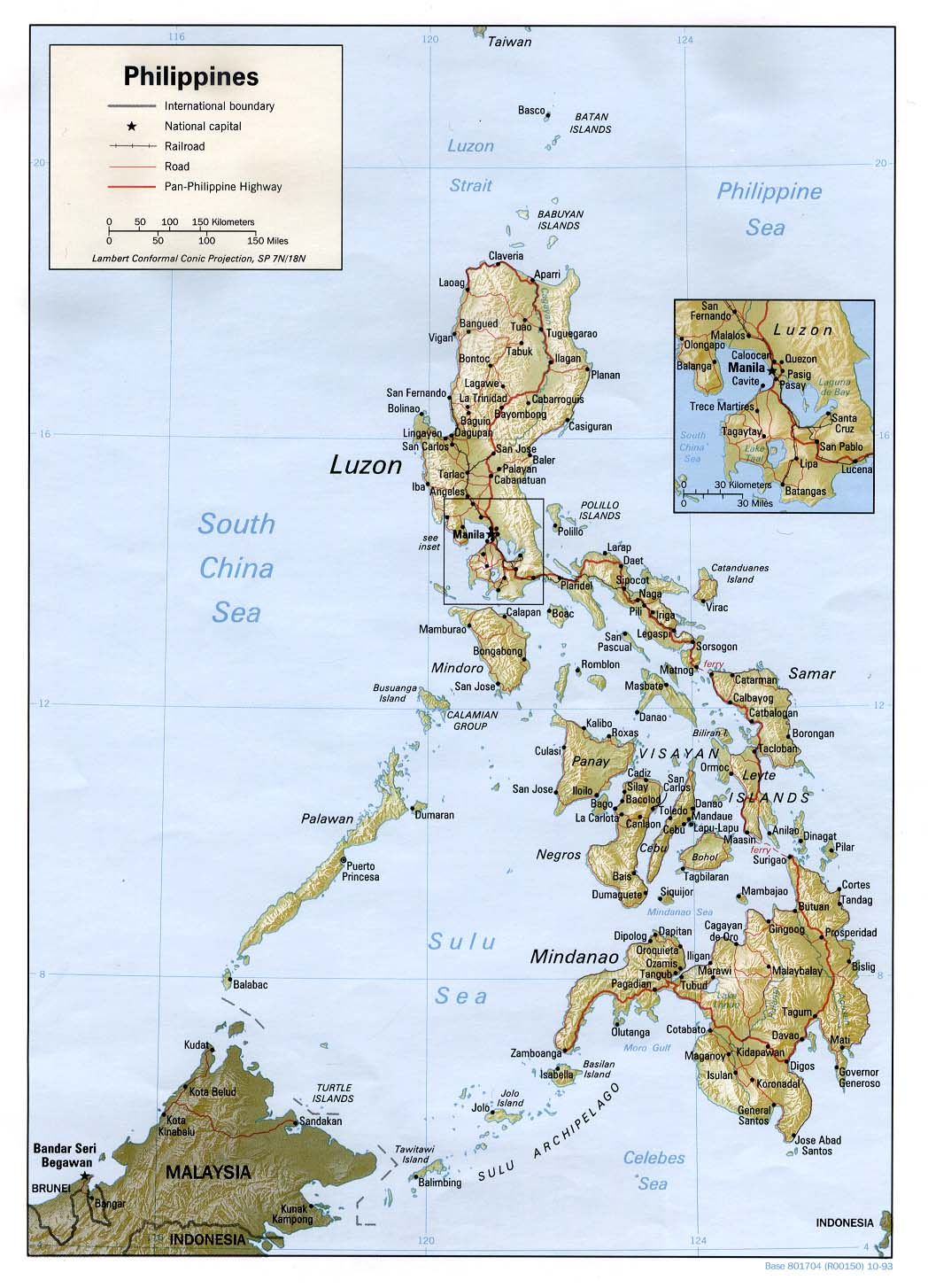 FilePhilippines Relief Map Jpg The Work Of Gods Children - Where is philippines