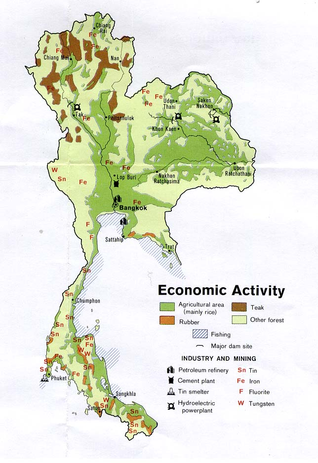 File Thailand Economic Activity Map 1974 Jpg The Work Of