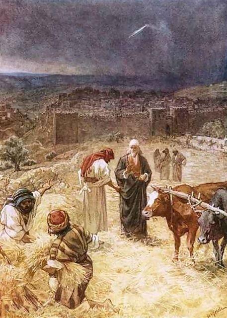 File King David Purchasing The Threshing Floor 001 Jpg