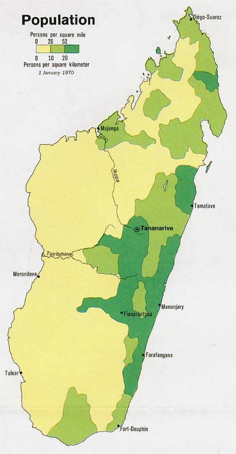 FileMadagascar Population Map Jpg The Work Of Gods Children - Madagascar map
