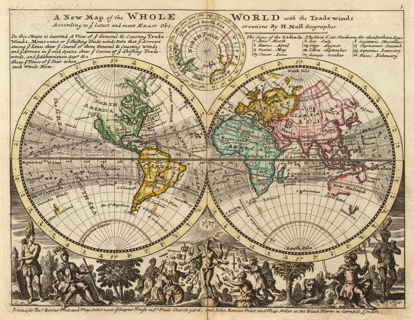 File:Whole World Map with the trade winds.png - The Work of God\'s ...