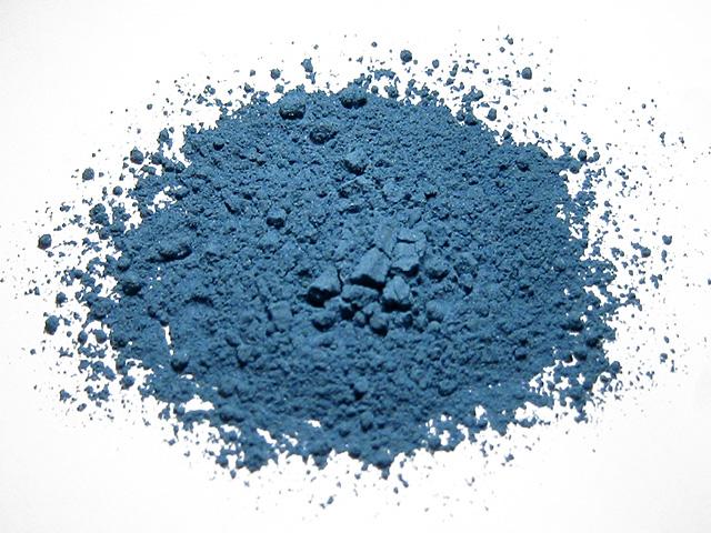 File Azurite Pigment Is A Soft Deep Blue Copper Mineral