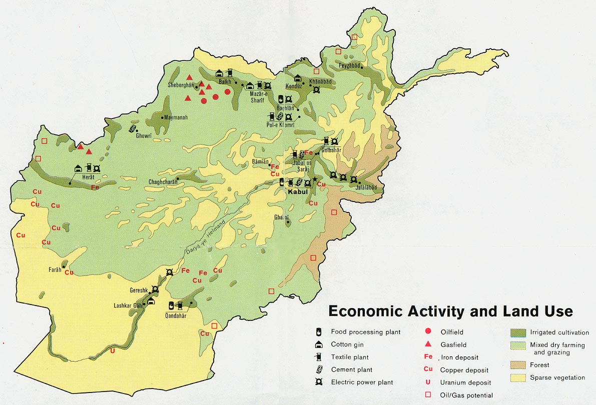 Fileafghanistan economic and land use map 1982g the work of fileafghanistan economic and land use map 1982g gumiabroncs Image collections
