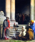 Denial of Peter - Carl Heinrich Bloch.jpg