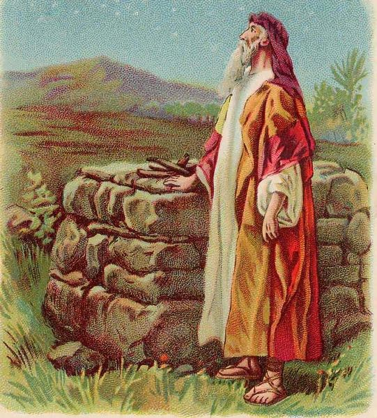 """god and abram Genesis 17:1-8 """"when abram was ninety-nine years old, the lord appeared to him and said, 'i am god almighty walk before me and be blamelessi will confirm my covenant between me and you and will greatly increase your numbers."""