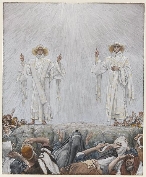 The Ascension(L'Ascension)Acts 1:9-11