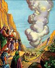 The Pillar of Cloud Leads the Israelites 001.jpg