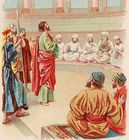 All that sat in the council... saw his face Acts 6 15-Acts 7.jpg