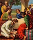 Jesus washes the feet of the Apostles.jpg