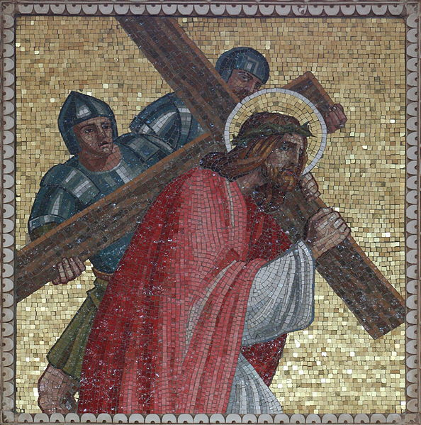 File:Jesus takes up His cross 003.jpg