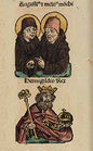 Saints and king - Nuremberg chronicles f 149v 4.jpg
