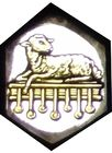 Lamb and Seven Seals Symbol 001.jpg