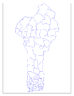 Benin communes Map 003.png