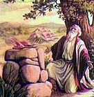 Abraham Builds an Altar to Burn Sacrifices to God 001.jpg