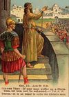 Paul arrested by the Romans - Acts 22 17-30.jpg