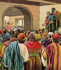 Acts 2-14 Peter standing up with the Eleven lifted up his voice 001.jpg