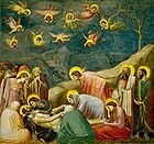 The Mourning of Christ -Giotto di Bondone- (1266–1337)001.jpg