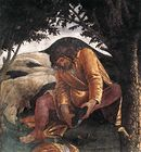 Moses Removing His Shoes - Scenes from the Life of Moses - Botticelli.jpg