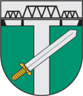 Coat of Arms of Skrunda Latvia 01.png