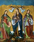 Saint Perpetua and Saint Felicity - Greater Poland Sacra Conversazione.jpg