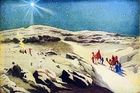 Wise men passing shepherds on the way to Bethlehem.jpg