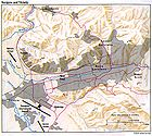 Bosnia Sarajevo and Vicinity Map 1992.jpg