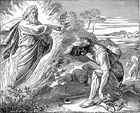 God Speaks to Moses From a Burning Bush - Exodus 3 1-6.jpg