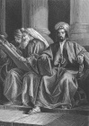 Scribes and Pharisees Sit in the Seat of Moses.jpg