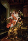 Dream of Saint Joseph - Daniele Crespi 002.jpg