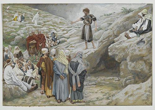 MÉDITATIONS CHRÉTIENNES POUR TOUTE L`ANNÉE - Pere Buse`e - Cie de Jésus - année 1708 500px-Saint_John_the_Baptist_and_the_Pharisees