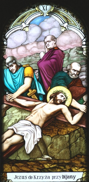 File:Station 11 - Jesus is Nailed to the Cross.jpg