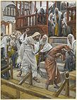 Jesus Rebukes the Unclean Spirit in a Possessed Man in the Synagogue 001.jpg