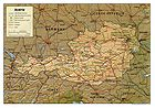 Austria relief Map 1999.jpg