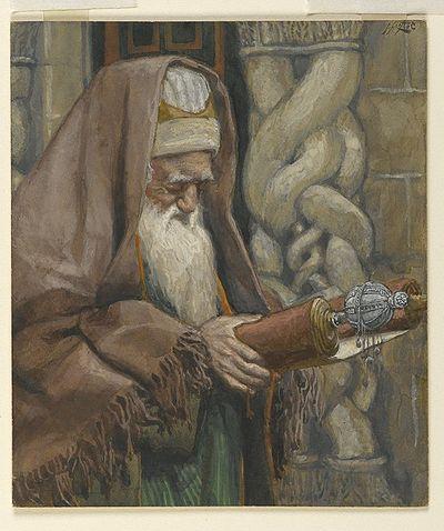 Sept meurtres pour un pèlerinage. 400px-The_Aged_Simeon