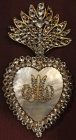 Mother of Pearl-Rhinestone-Heart-Jewelry-Musée Boyadjian MRAH 20 11 2011 Ex-voto 09.jpg